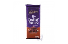 Hazelnut Chocolate  by  Cadbury 220g