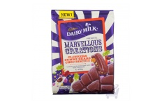 Dairy Milk Marvellous Creations Clinkers, Rasberry, Marshmallows Chocolate  by Cadbury 290g