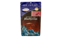 choc coated blueberries