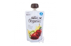 Organic Apple, Banana & Avocado Baby Food 4 Mths Plus by Heinz 120g