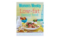 Low Fat Family Food by The Australian Women's Weekly