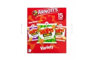 Shapes Variety Pack by Arnott's 375g