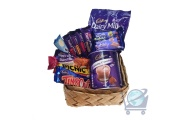 Cadbury Treats Gift Basket