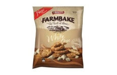 Farmbake Cookies White Chocolate by Arnott's 350g