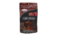 Dark Chocolate Coated Roasted Coffee Beans by Morelife 125g