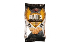 Roadies Crackers Cheddar Potato Skins by Arnott's 180 g
