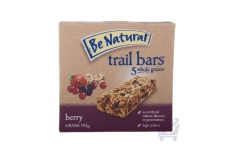 be natural trail bars