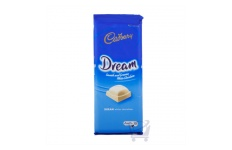 Dream White Chocolate  by Cadbury 220g