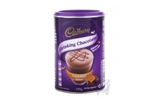 caramel cadbury drinking chocolate