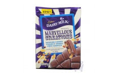 Dairy Milk Marvellous Creations Banana & Peanut Chocolate Drop by Cadbury 290g