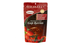 chocolate coated goji berries