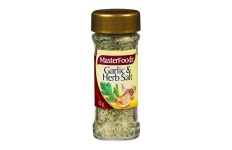 Garlic and Herb Salt by MasterFoods 62 g