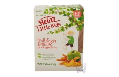 Fruit & Veg Shredz Peach Apple Veg – 1-3 Yrs by Heinz 90g