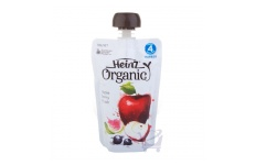Organic Baby Food, Apple Berry Blush by Heinz 120g