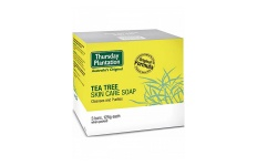 Tea Tree Certified Organic Soap by Thursday Plantation 125g x 3